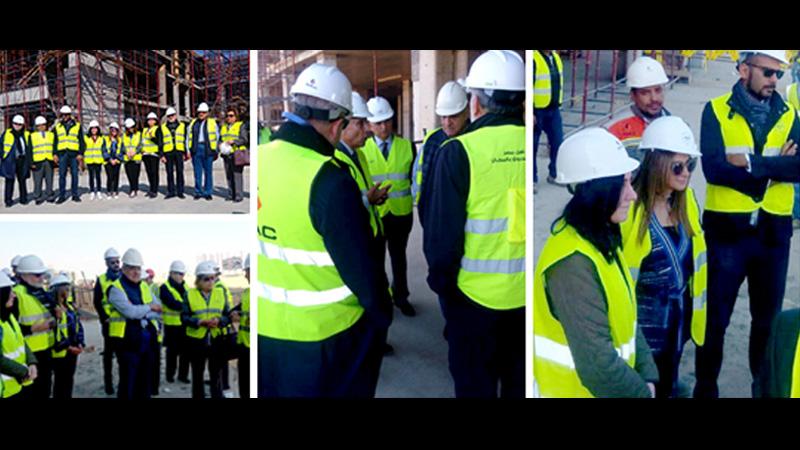 project-construction-Building-Ahlmasr Hospital-siac